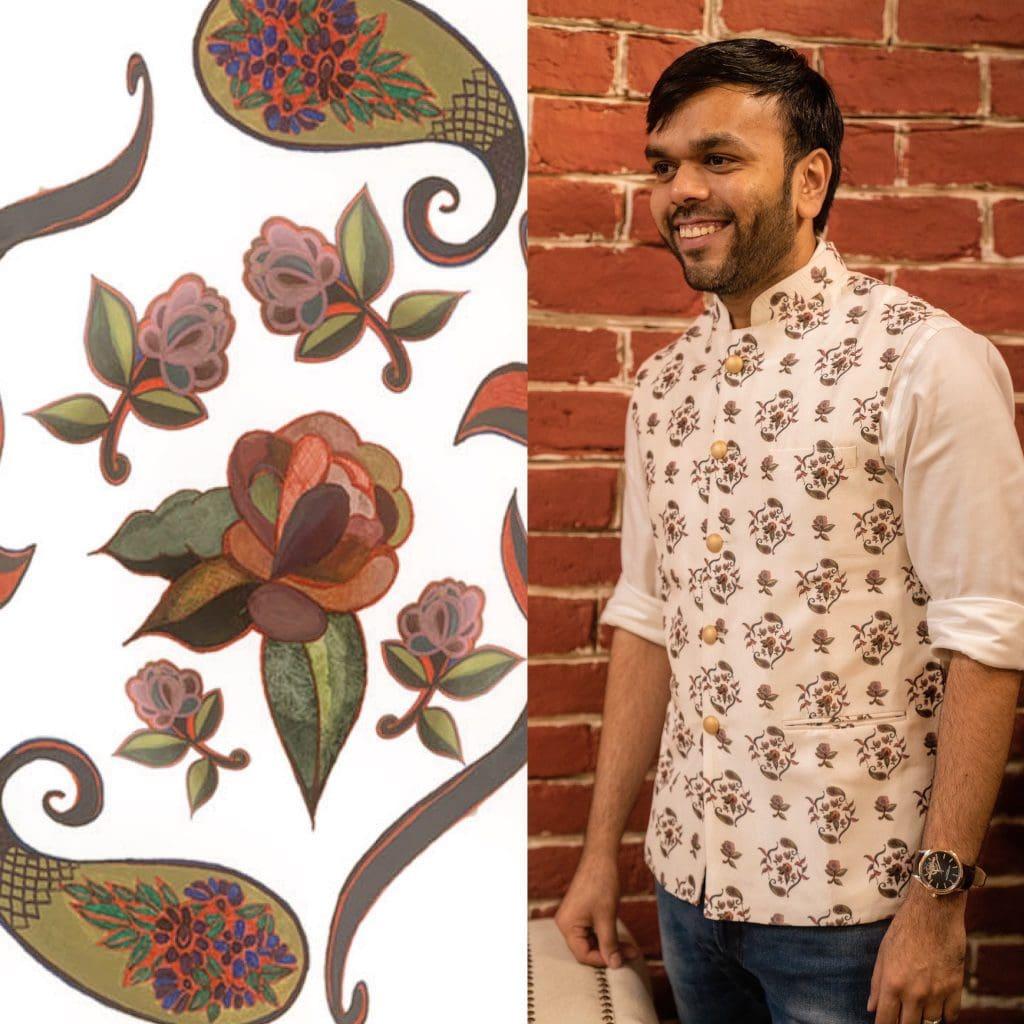 Exclusive Textile Designing