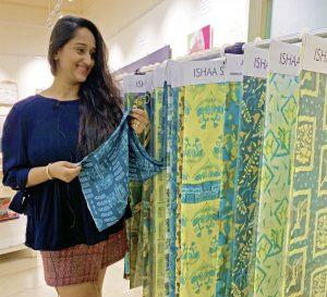 Fashion fabric Design