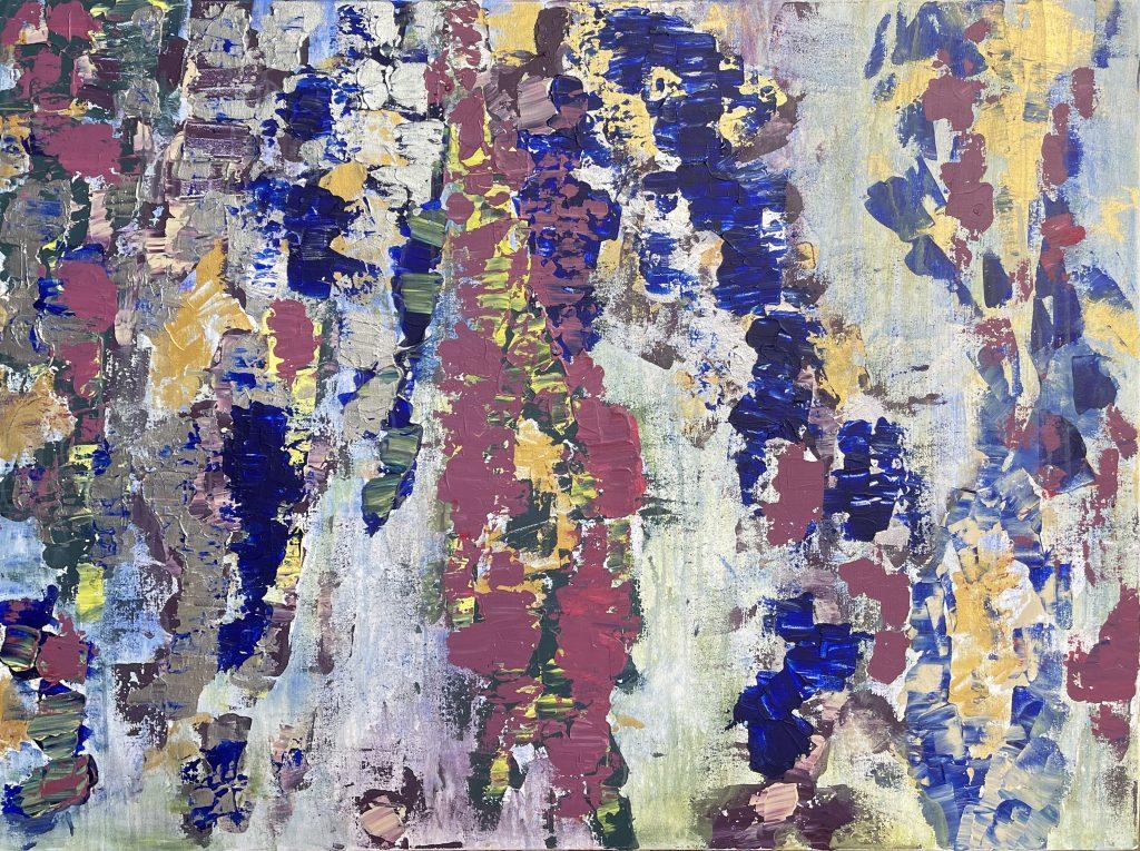 Abstract Art by ishaa studio