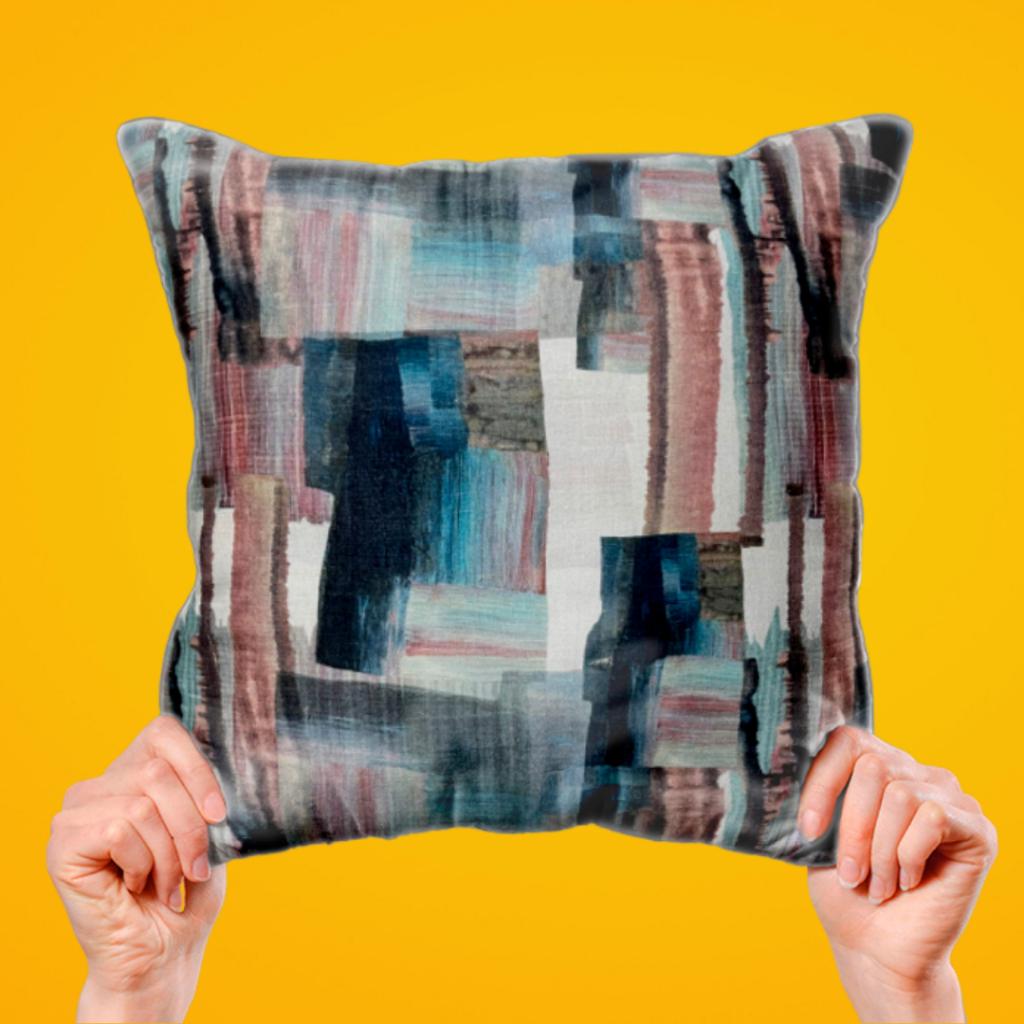 modern interior design cushion cover